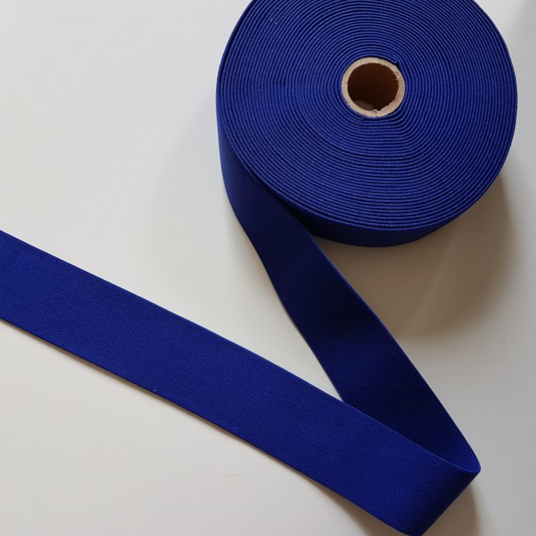 Royal Blue Prym Soft Touch Elastic