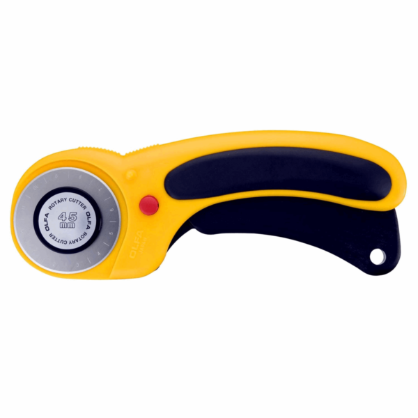 Olfa Deluxe Retracting Rotary Cutter 45mm